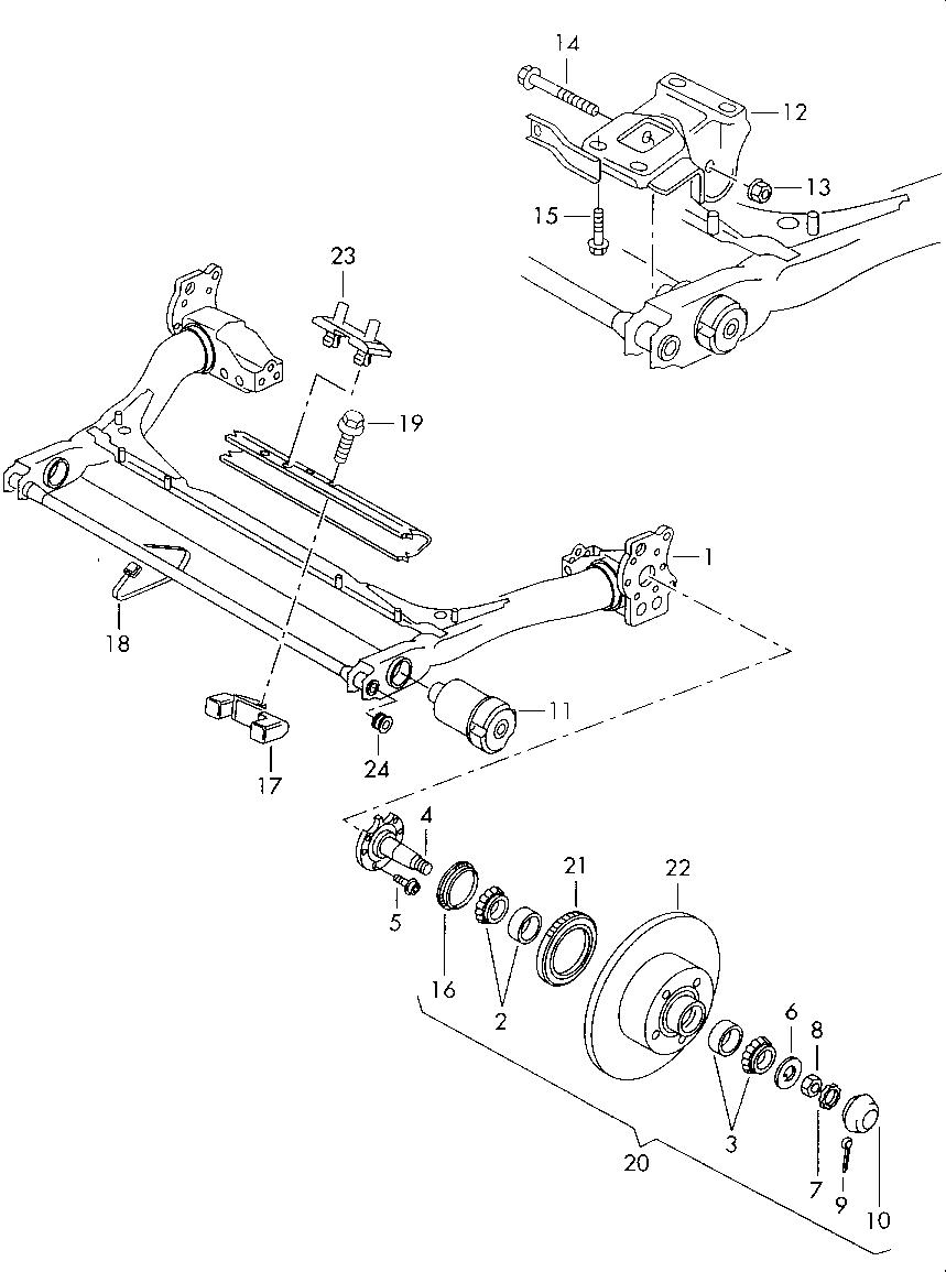 "Audi A4 B5 1995 ""Аудио Четверочка"" 156500200"