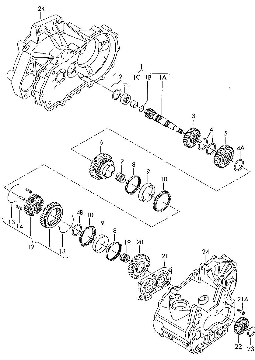 каталог запчастей фольксваген